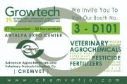 Growtech exhibition