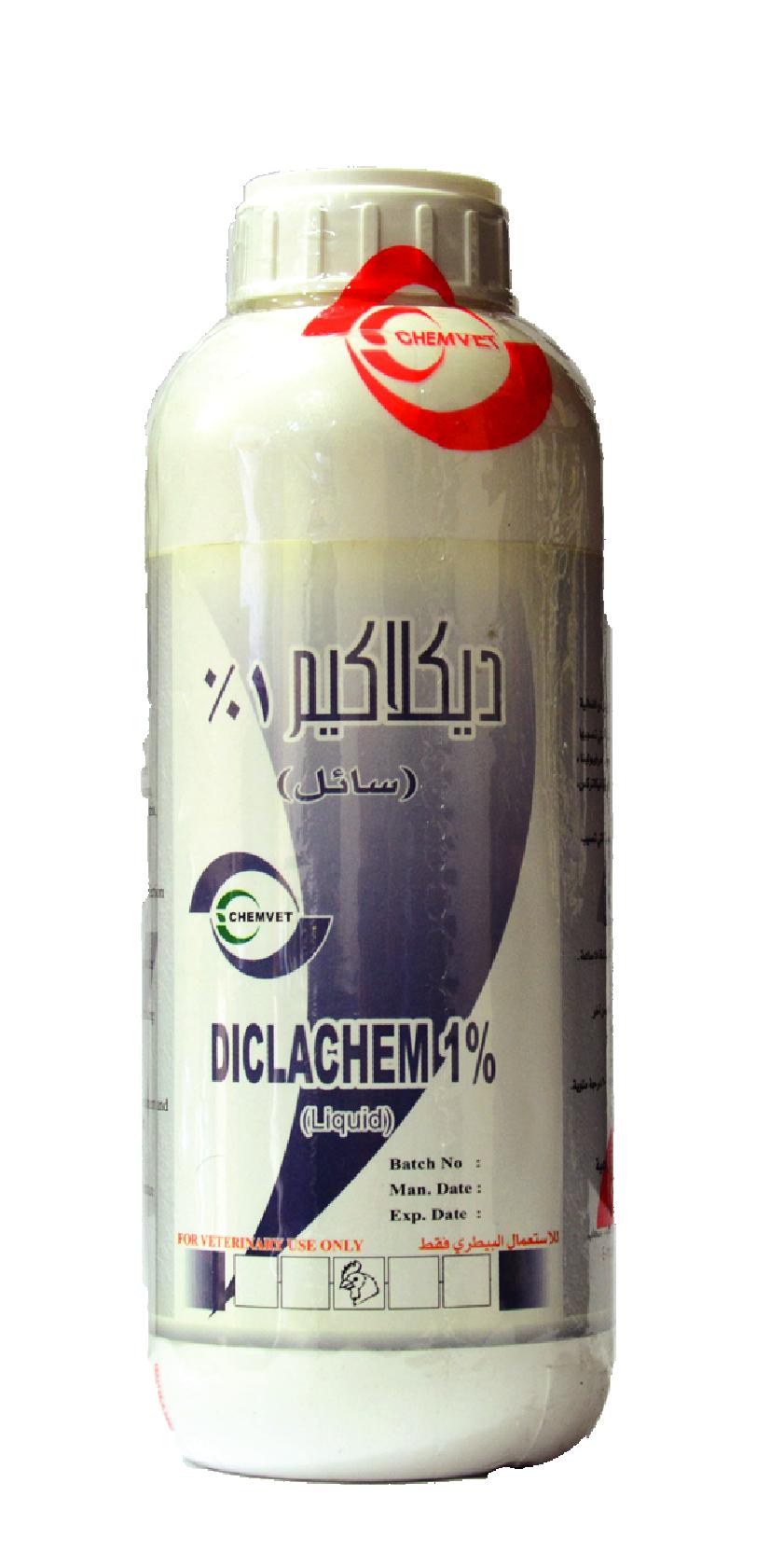 DICLACHEM 1%