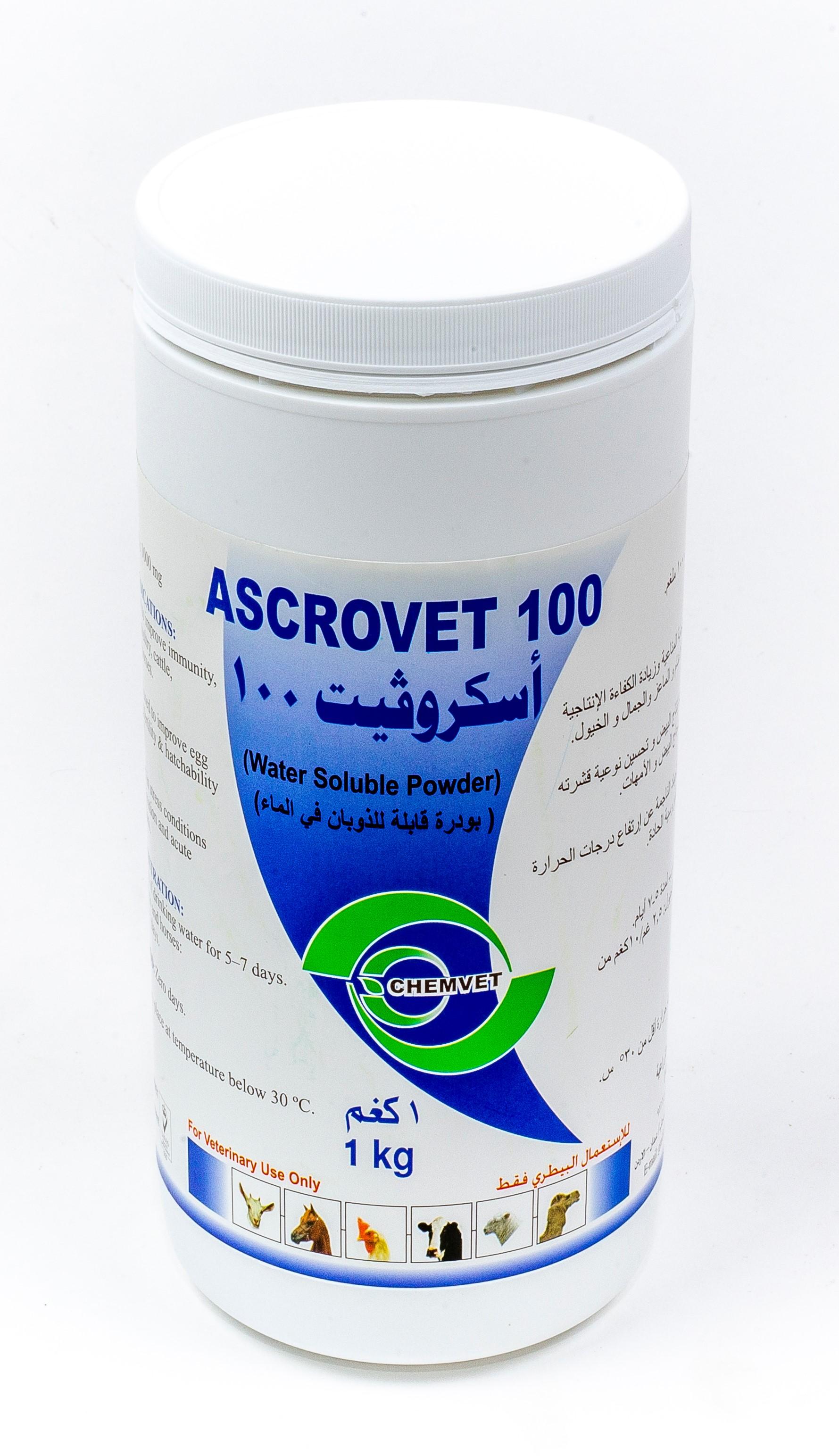 ASCROVET 100