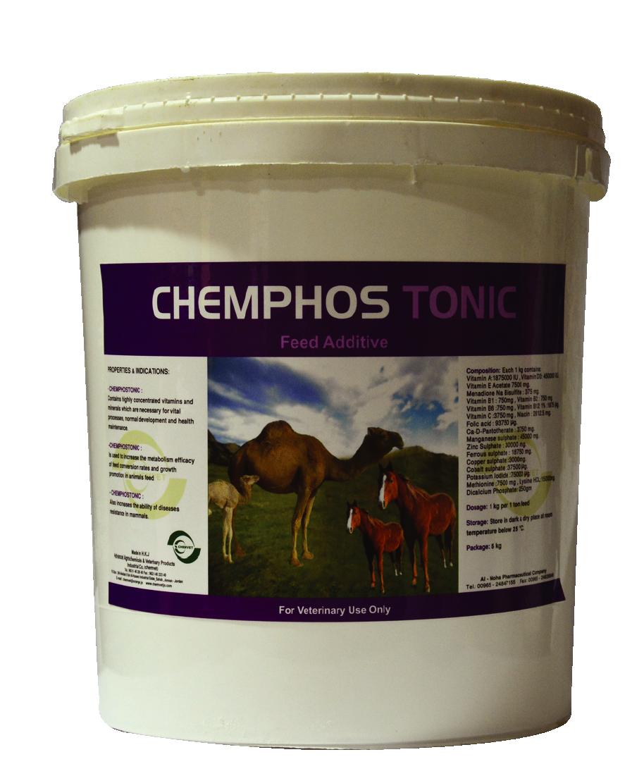CHEMPHOS TONIC