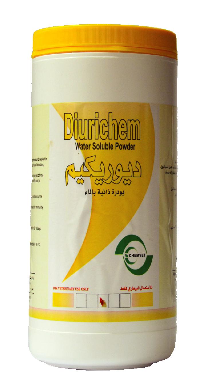 DIURICHEM PLUS