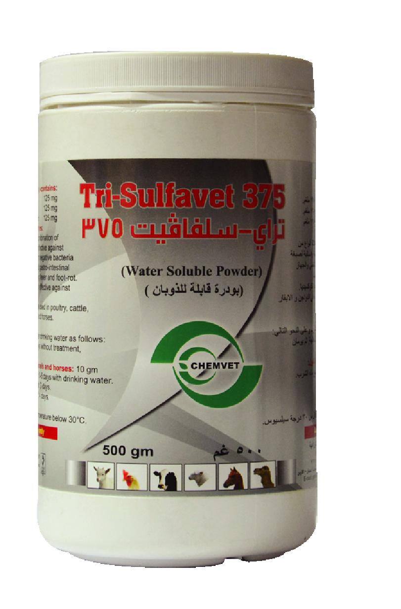 Tri-Sulfavet 375